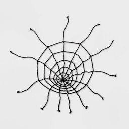 10' Giant Spiderweb Halloween Decorative Prop - Hyde & EEK! Boutique™ | Target