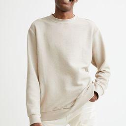 Textured-knit Shirt | H&M (US)