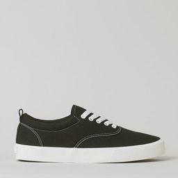 Low Profile Sneakers | H&M (US)