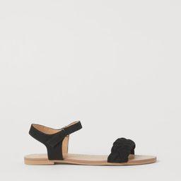 Braided Sandals | H&M (US)