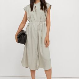 Tie Belt Shirt Dress | H&M (US)