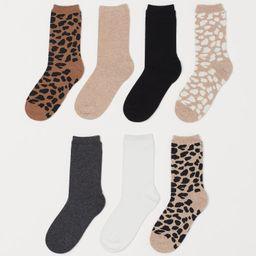 7-pack Socks   H&M (US)