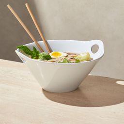 "Kai 11"" Noodle Bowl with Chopsticks + Reviews   Crate and Barrel   Crate & Barrel"