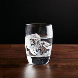 Otis Juice Glass + Reviews   Crate and Barrel   Crate & Barrel