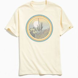 Desert Retro Tee | Urban Outfitters (US and RoW)