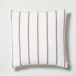 Vertical Stripe Throw Pillow - Hearth & Hand™ with Magnolia | Target