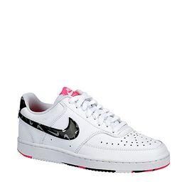 Nike Womens Court Vision Low Sneaker - White | Rack Room Shoes