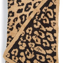 Barefoot Dreams In The Wild Throw Blanket, Size One Size - Brown | Nordstrom