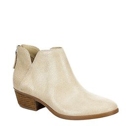 Michael By Michael Shannon Womens Nadya Bootie - Beige | Rack Room Shoes