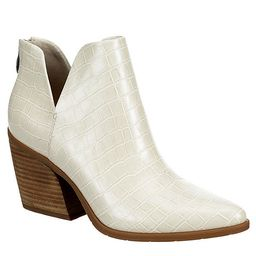 Michael By Michael Shannon Womens Aubrey Bootie - Ivory | Rack Room Shoes