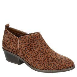 Eva & Zoe Womens Maeve Bootie - Leopard | Rack Room Shoes