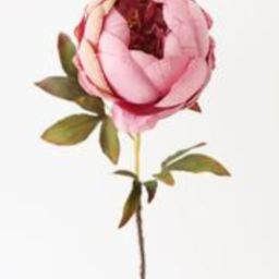 Mauve Artificial Peony Fall Flower | Afloral (US)