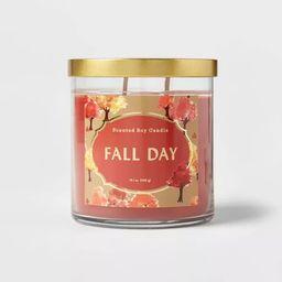 15.1oz Lidded Glass Jar 2-Wick Fall Day Candle - Opalhouse™   Target