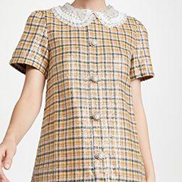 Heather Sequin Tweed Dress | Shopbop