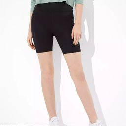 """AE The Everything Pocket Highest Waist 7"""" Bike Short 