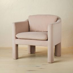 Linaria Fully Upholstered Velvet Accent Chair - Opalhouse™ designed with Jungalow™ | Target