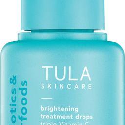 Tula Brightening Treatment Drops Triple Vitamin C Serum   Ulta Beauty   Ulta