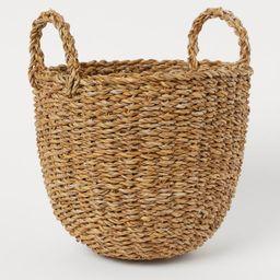 Small Braided Storage Basket  $12.99 | H&M (US)
