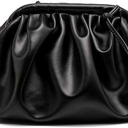 Womens Pouch Dumpling Crossbody Bag Cloud Handbag Soft Clutch Purse Shoulder Bag   Amazon (US)