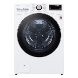 LG Electronics 27 in. 4.5 cu. ft. White Ultra Large Capacity Front Load Washer with TurboWash 360...   The Home Depot