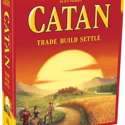Catan Board Game (Base Game) | Family Board Game | Board Game for Adults and Family | Adventure B... | Amazon (US)