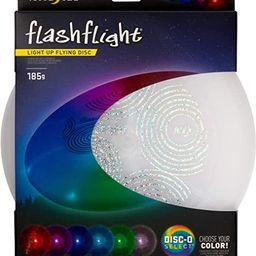 Nite Ize Flashflight LED Light Up Flying Disc, Glow in The Dark for Night Games | Amazon (US)