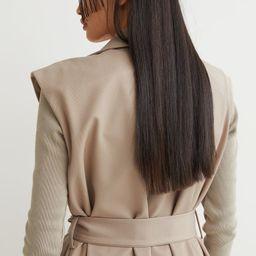 Knee-length Jacket Dress | H&M (US)