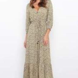 Demmy Dress - Olive   Petal & Pup (US)