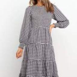 Monicai Dress - Black   Petal & Pup (US)