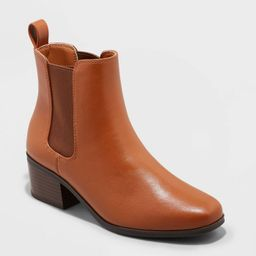 Women's Ellie Chelsea Boots - A New Day™   Target