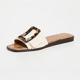 Inez Strapped Sandals | Shopbop