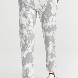 Heather Bleach Out Boyfriend Sweatpants | Shopbop
