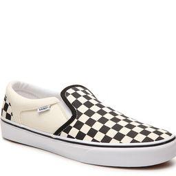 Asher Checkered Slip-On Sneaker - Men's | DSW
