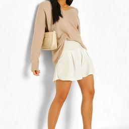 Petite Pleated Tennis Skirt   Boohoo.com (US & CA)