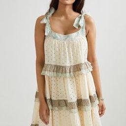 Effie Eyelet Mini Dress   Anthropologie (US)