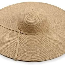 San Diego Hat Company Women's Ultrabraid X Large Brim Hat | Amazon (US)