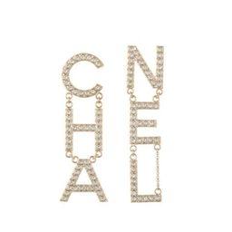 2019 mismatch crystal-embellished earrings   Farfetch (US)
