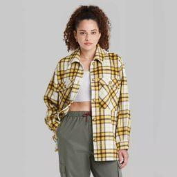 Women's Shirt Jacket - Wild Fable™ | Target