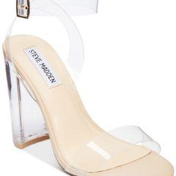 Steve Madden Women's Camille Vinyl Sandals | Macys (US)