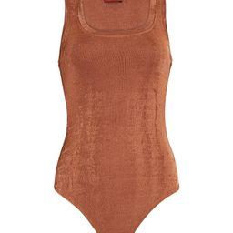 Hart Scoop Neck Bodysuit   INTERMIX