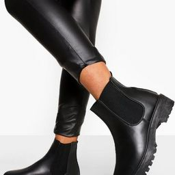 Chunky Chelsea Boots | Boohoo.com (US & CA)