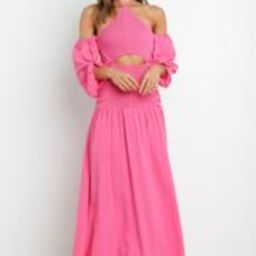 Ceece Dress - Pink | Petal & Pup (US)