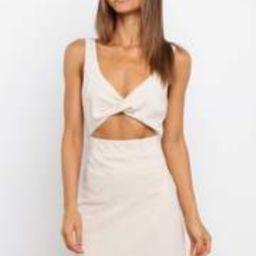 Fallie Dress - Beige | Petal & Pup (US)