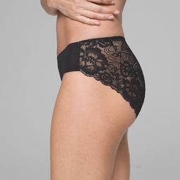 Lace Back Hipster   Soma Intimates