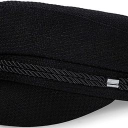 WETOO Women Fiddler Cap Newsboy Hat Visor Beret Cap Paperboy Gatsby Hat   Amazon (US)