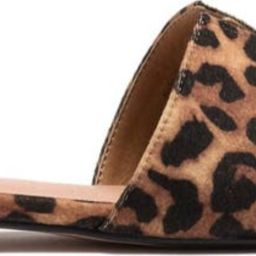 Ally Leopard Print Slip-On Mule | Nordstrom Rack