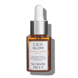 Sunday Riley CEO Glow Vitamin C + Turmeric Face Oil   Space NK (EU)