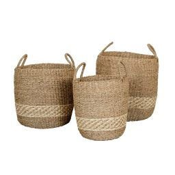 Haines Basket (Set of 3) | McGee & Co.