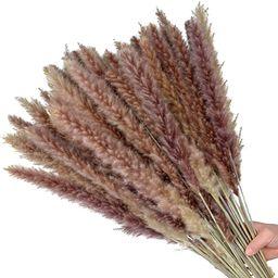 FOTEEWL Dried Pampas Grass 30 Pcs,Pompous Grass for Vase Flower Arrangement Wedding Kitchen Home ... | Amazon (US)