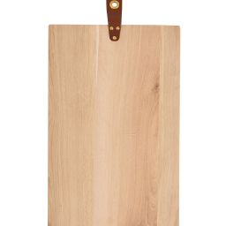Leather Pull Bread Board | McGee & Co.